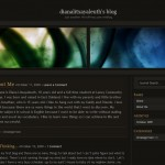 Diana's blog