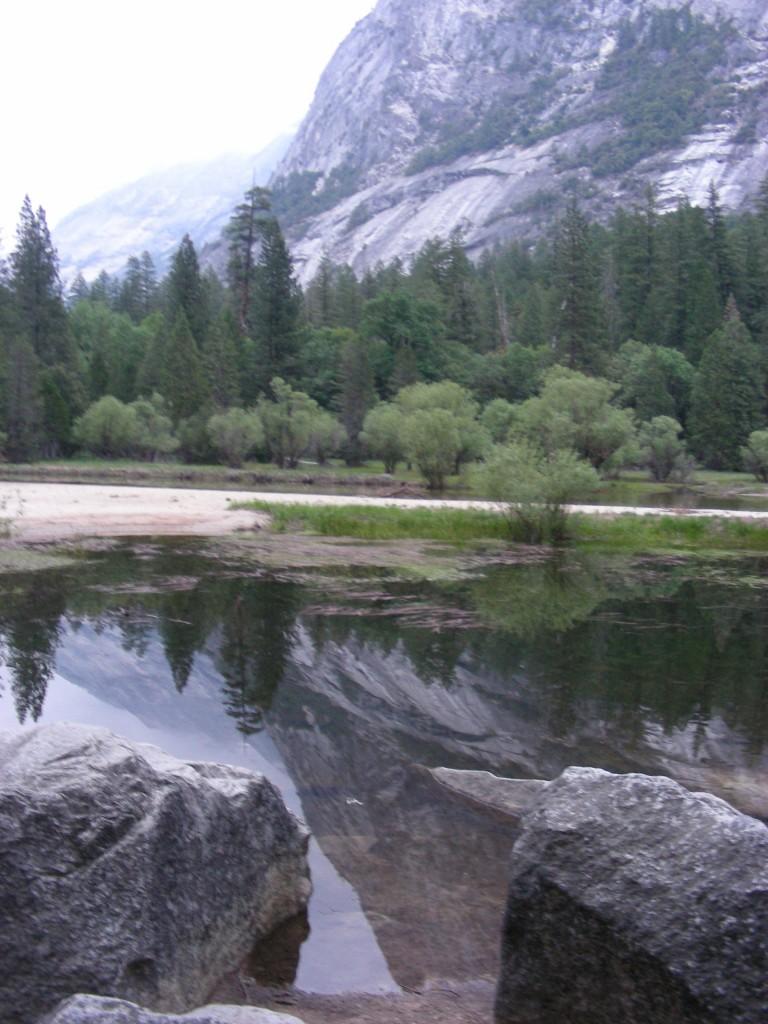 Yosemite May 2008 mirror lake 4