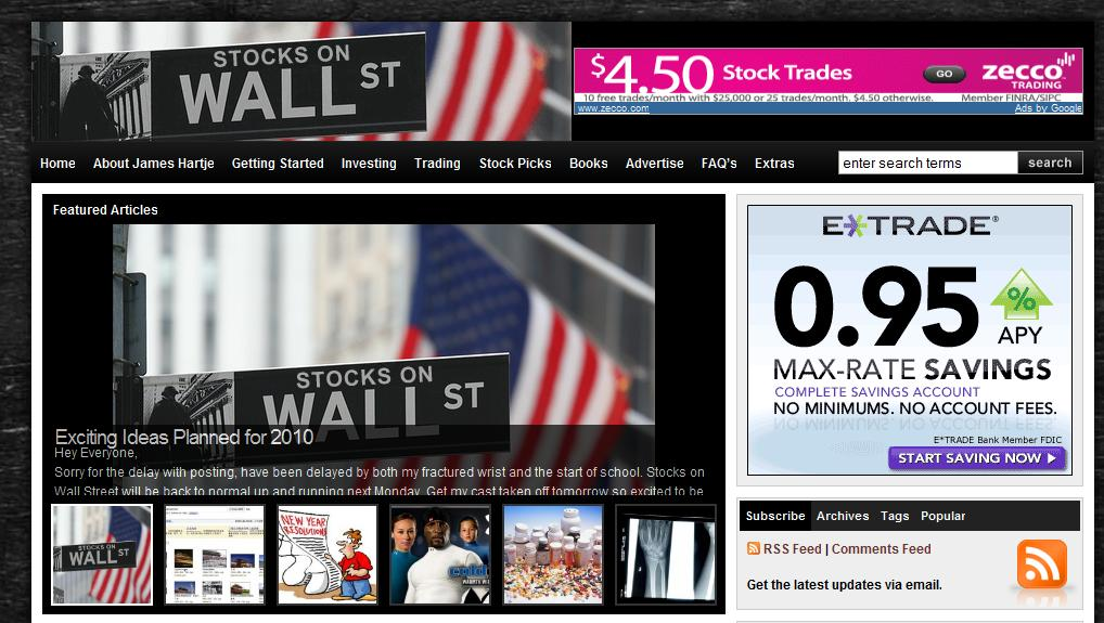 stocksonwallstreet How to Handle the Web Like Our SuperKids