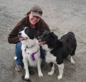 lyndi and dogs 300x286 Just Starting Your Blog?    Meet Lyndit, Who Just Didit