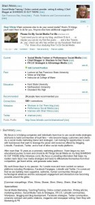 Linkedin profile12 139x300 7 Minutes to Empowering Your LinkedIn Profile