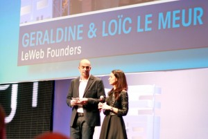 Le Meur Le Web1 300x201 Brands are failing to engage properly online . . . and you should forget about geo location: LeWeb conference highlights