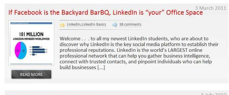 Here's why you need to be on LinkedIn