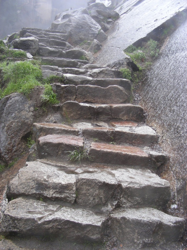 rock stairway 768x1024 19 Steps to Getting Found Online   from @hubspot founders
